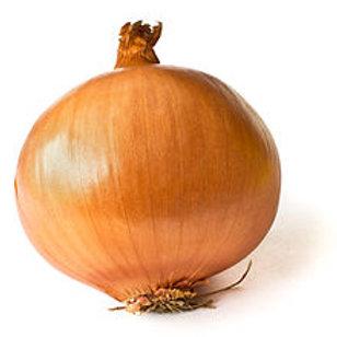 Onions, yellow (3 small)