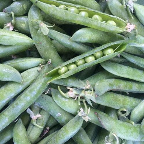 English peas (half pound)