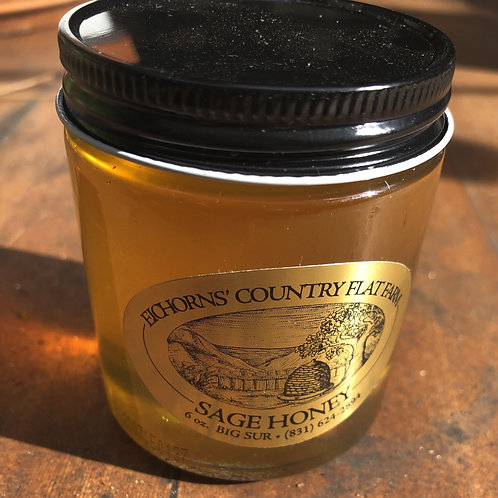 Local Honey (Palo Colorado) 6 oz.