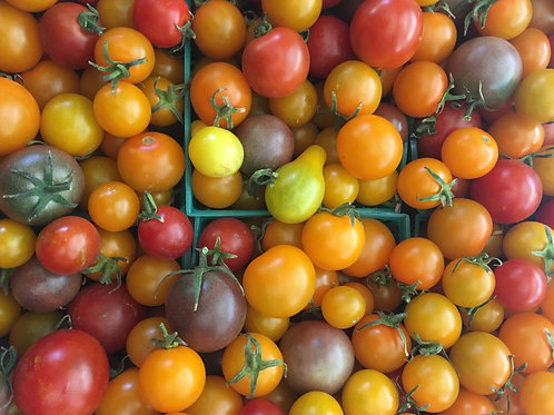 Cherry tomatoes, (mixed, one pint)