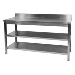 Mesa de Aço Inox – TP 304 ou 430