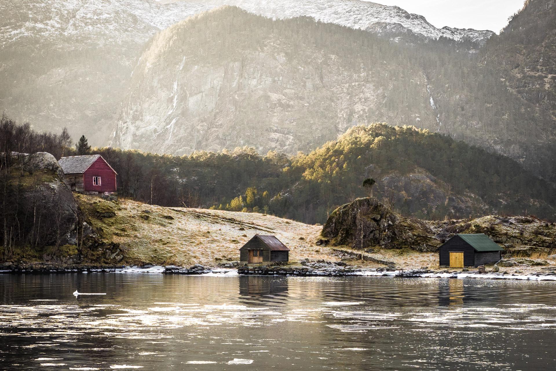 Fjordrundfahrt, Norwegen