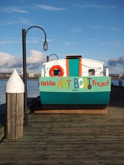 Art Boat, Halifax, Kanada