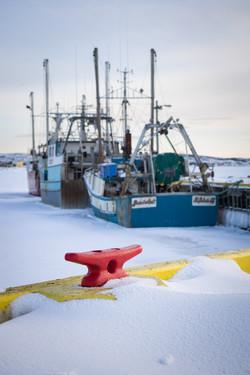 Eingefroren, Foto Island, Kanada