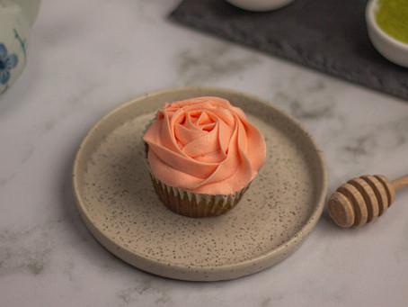 Cupcakes Fraise Matcha