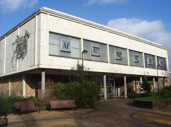 Doncaster Council new library / museum