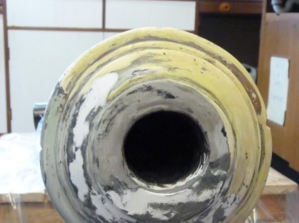 Cannon fromHMS Weazle