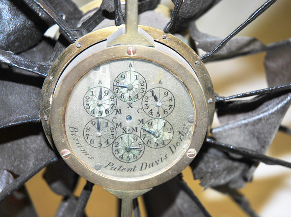 Biram typeanemometer / John Davis & Son (Derby) Ltd.