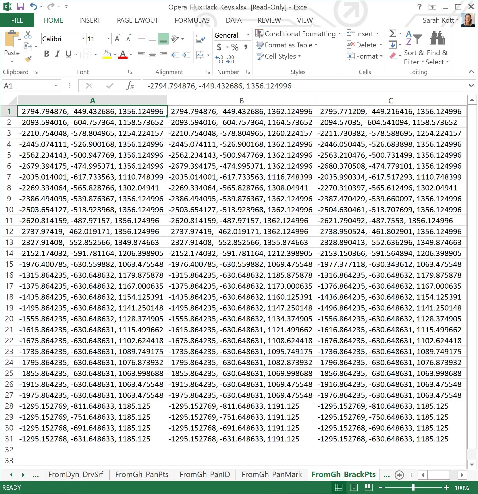 Excel-BrackPts