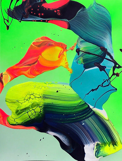 Paper Rainbow no. 3