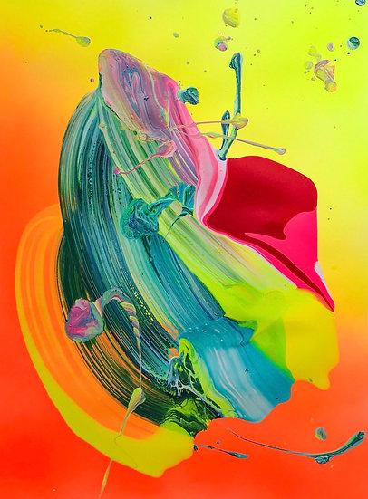 Paper Rainbow no. 12