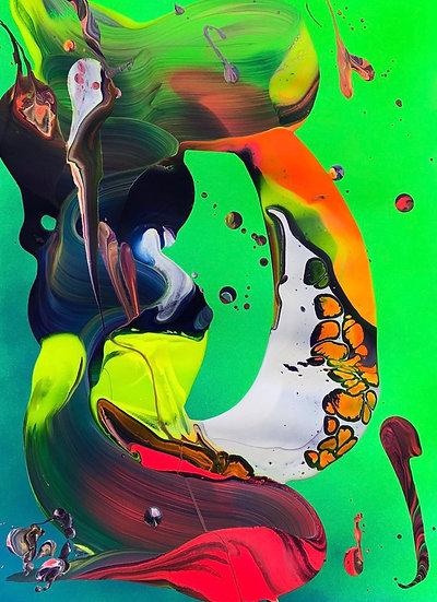 Paper Rainbow no. 11