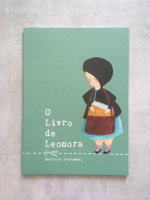 O livro de Leonora_ Patricia Grabowski