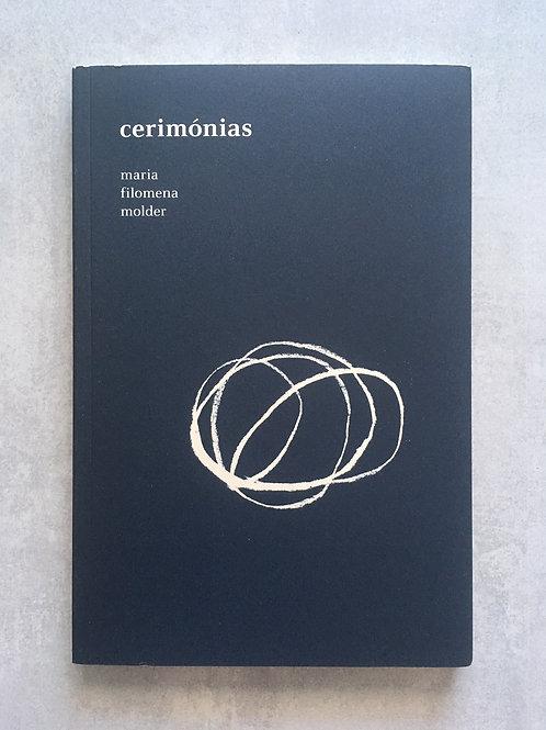 Cerimónias_ Maria Filomena Molder