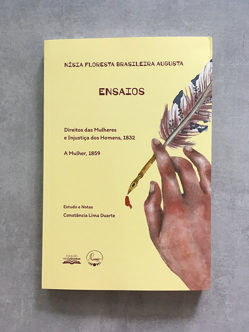Coleção precursoras: ensaios_ Nísia Floresta Brasileira Augusta