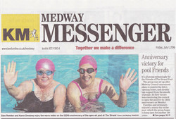 KM Medway Messenger front page 010716