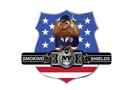 Smoking Shields LV
