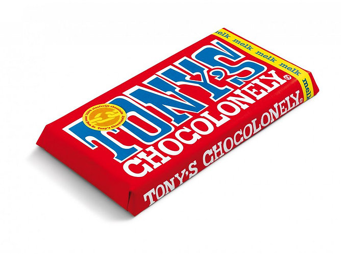 Tony's chocolonely reep