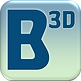 Briona 3D Logo
