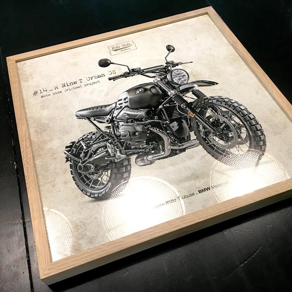Illustration préparation moto encadrée pour Moto Ride Toulouse