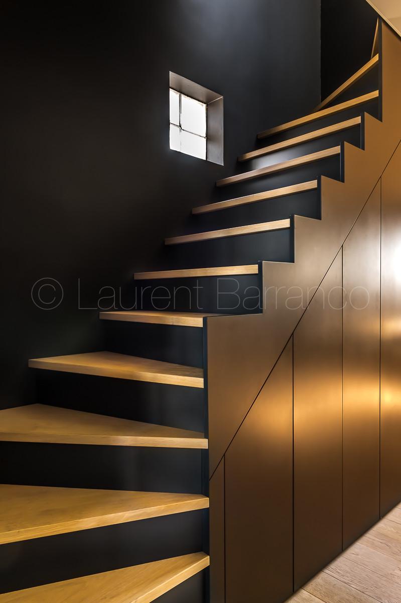 Escalier AtmosFer - Photo d'architecture et décoration
