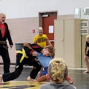 WC Wrestling Seminar 2018