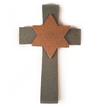 Cross & Star Sandstone