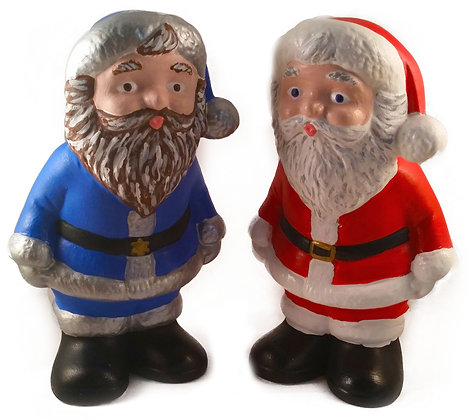 Santa Claus & Santa Klausner
