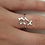 Thumbnail: Jewish Star & Cross Ring