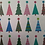 Thumbnail: Christmas Trees & Jewish Stars Gift Wrap