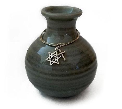 Interfaith Vase
