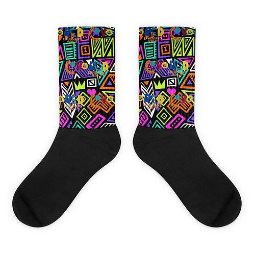 Covered Socks