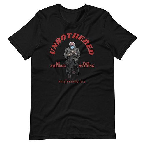 UNBOTHERED Short-Sleeve Unisex T-Shirt