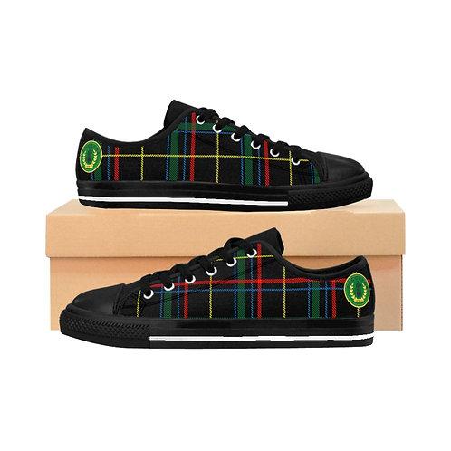 Peculiar Plad Men's Sneakers