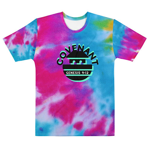 Covenant Tie Dye Men's T-shirt