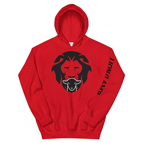 Lion and The Lamb Unisex Hoodie