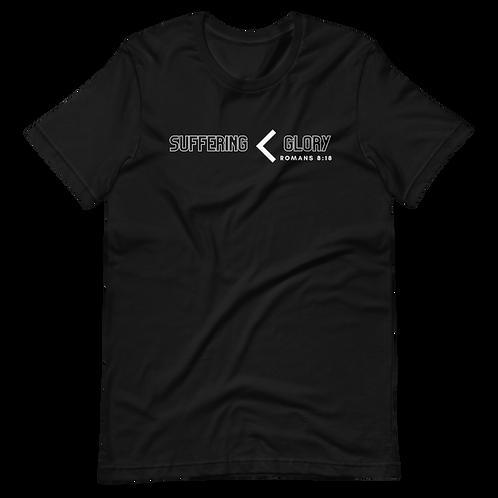 Glory over Suffering Short-Sleeve Unisex T-Shirt