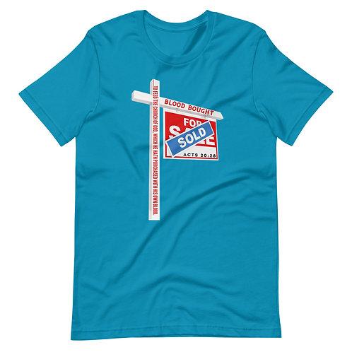 Blood Bought  Unisex T-Shirt
