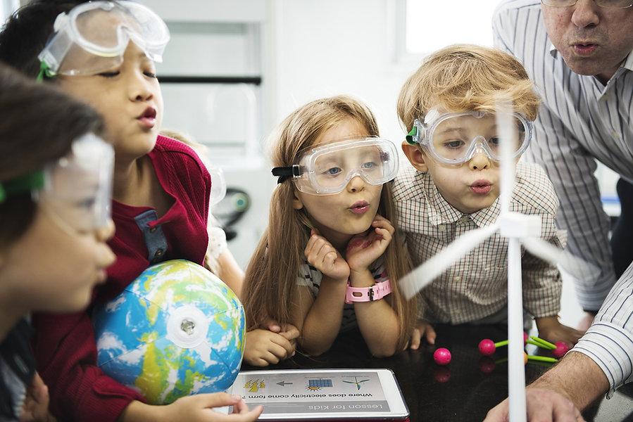 Science Enquiry HandsOn STEM