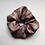 Thumbnail: Scrunchie marron profond