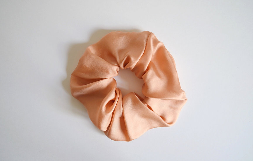 Scrunchie orange uni