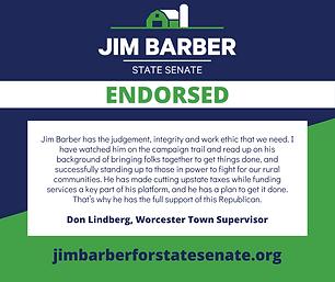 Lindberg Endorsement.png