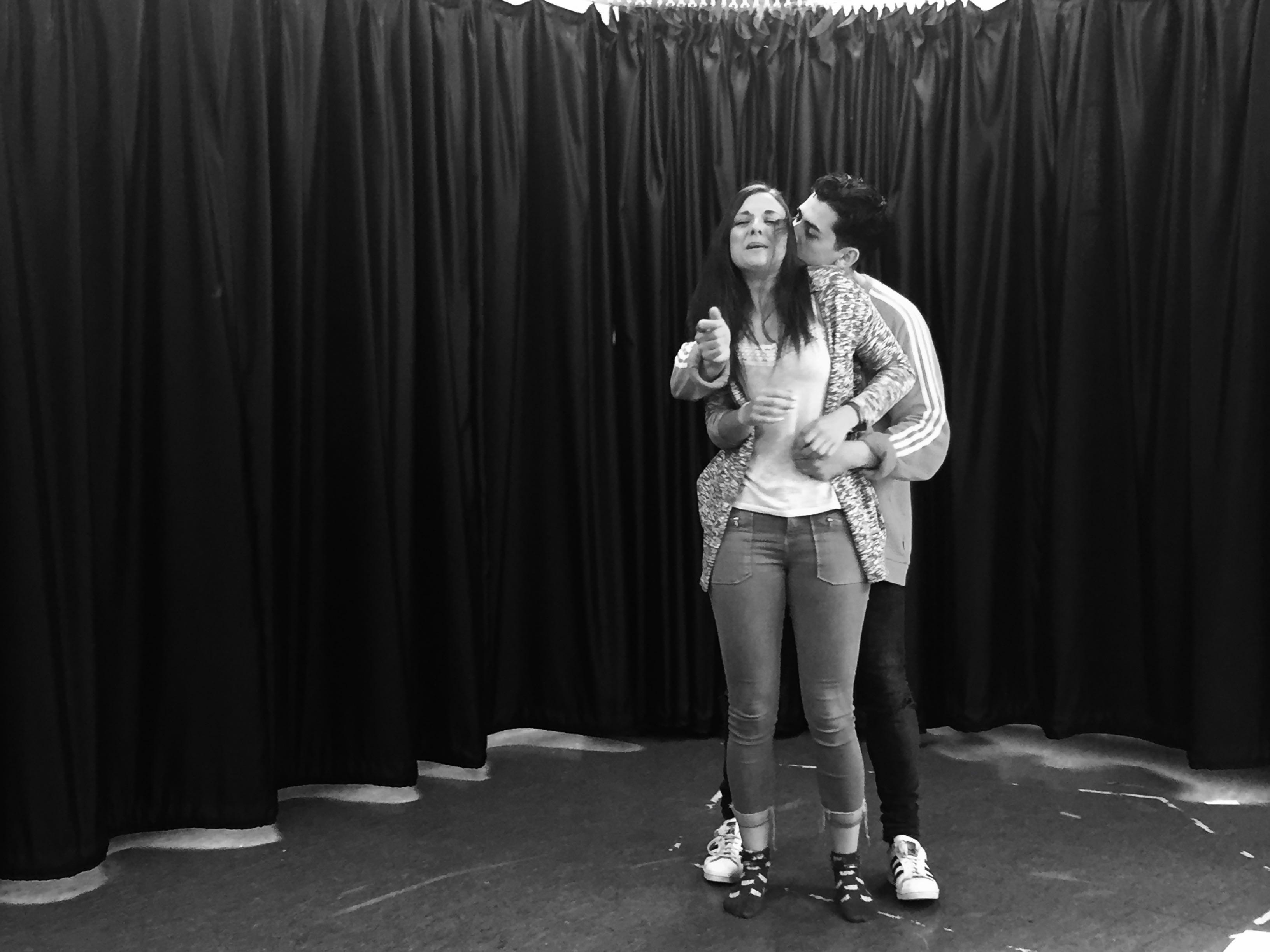 Jordan & Anna's dramatic moment