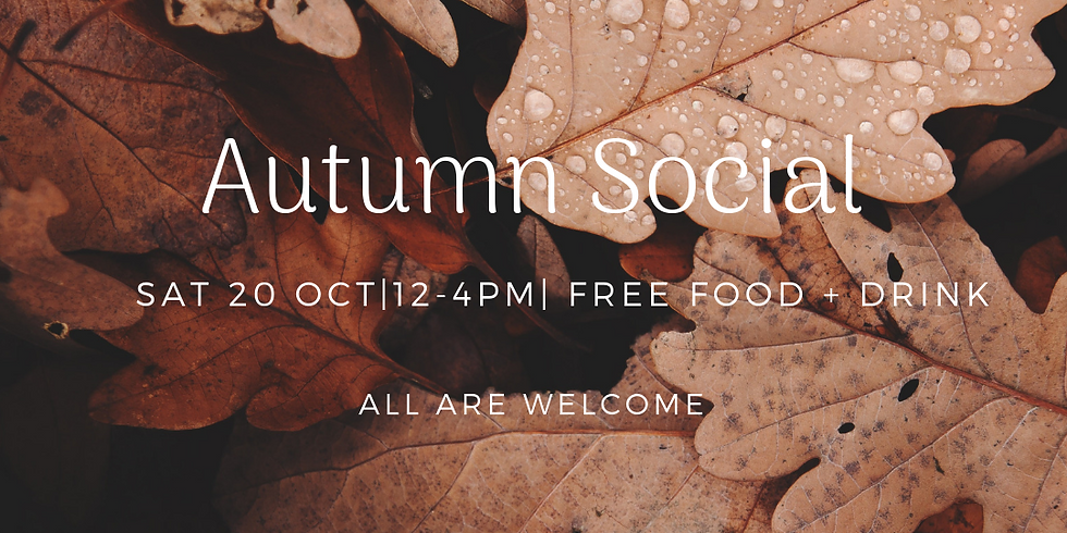 Autumn Social (1)