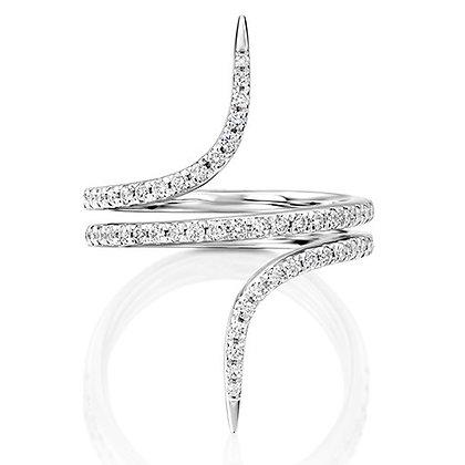 טבעת יהלומים 6