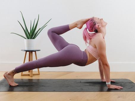 Yoga - mer än bara träning