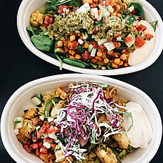 Green, Grain & Protein