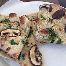 Mushroom Naan
