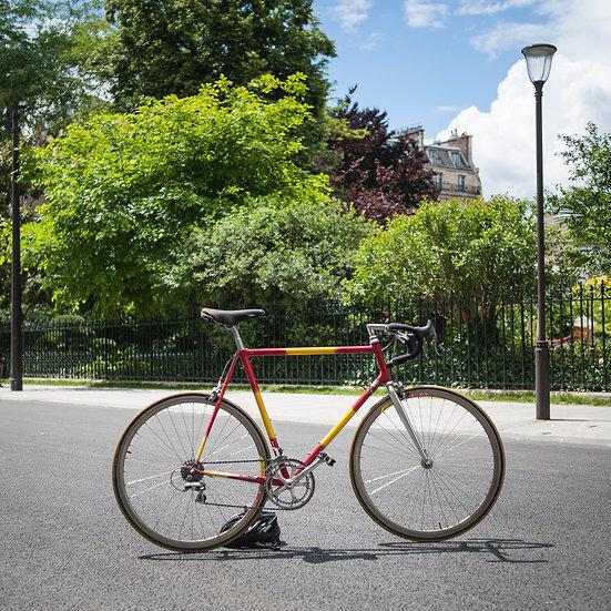 Vélo artisanal Armel André