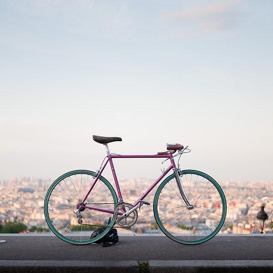 Vélo Mercier Tour du Monde